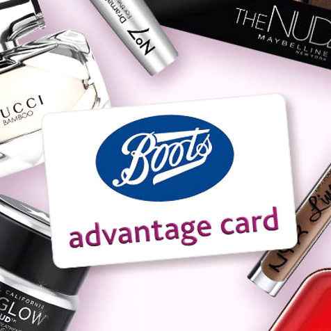 Free 500 Boots Advantage Points