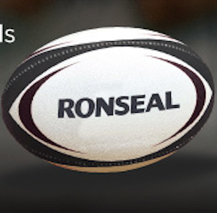 Free Ronseal Mini Rugby Ball