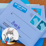Free Letters, Stationary and Sticker Pack