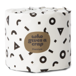 <b>Free 'Who Gives A Crap' Toilet Paper</b>
