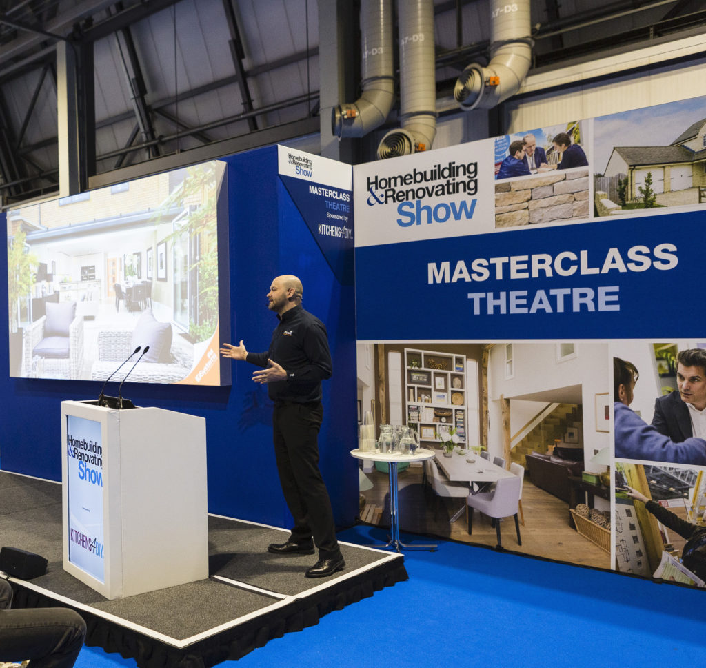 Free Homebuilding & Renovating Show Tickets (Worth £36)