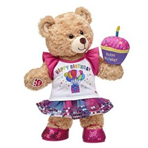Free Build-A-Bear Toy