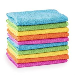 Free Microfibre Cleaning Towels