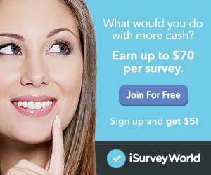 Earn Up To £55 Per Survey