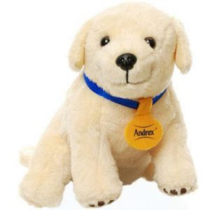 free andrex puppy toys