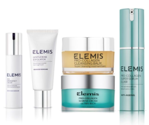 Free Elemis Beauty Products