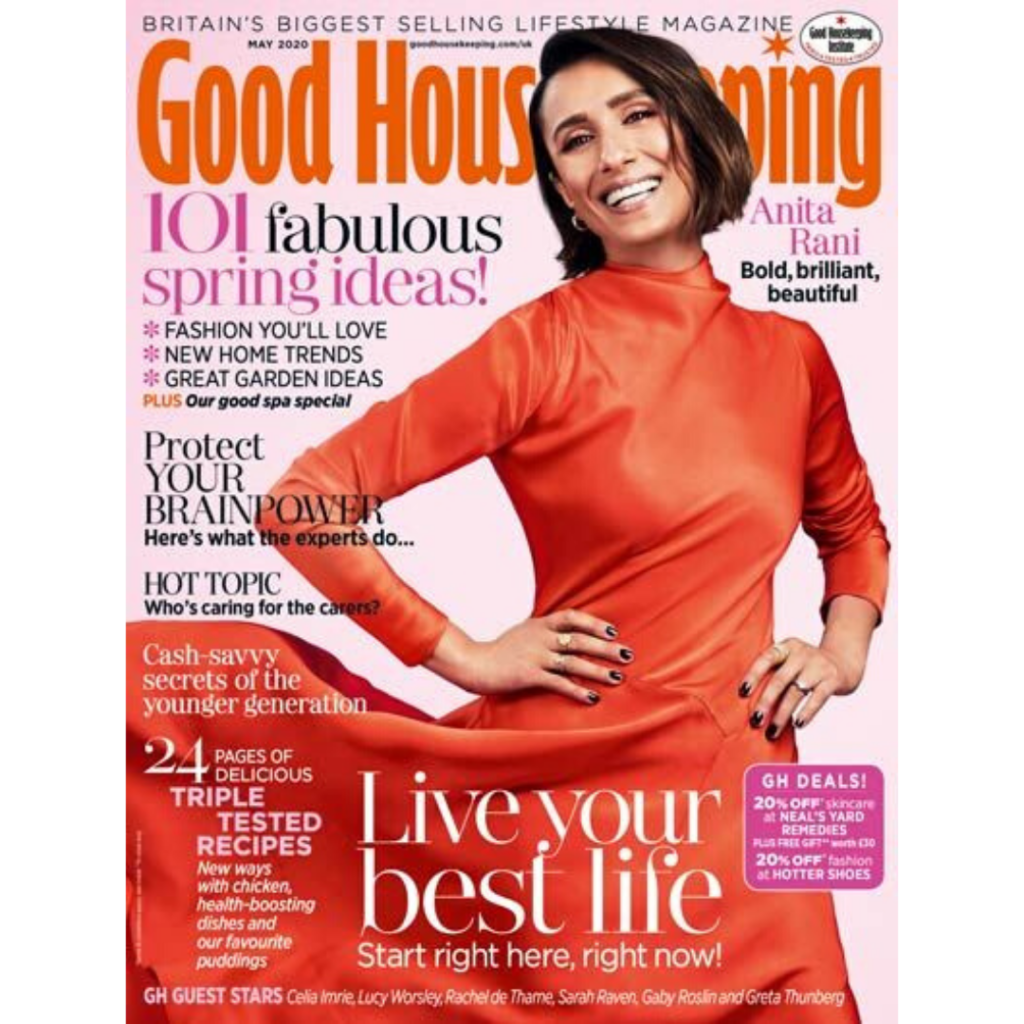 Free Good Housekeeping Magazine