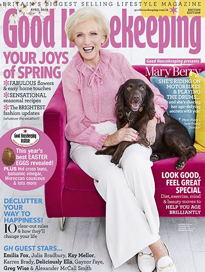 Free Issue of Good Housekeeping