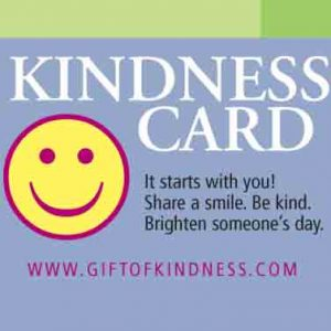 Free Kindness Cards