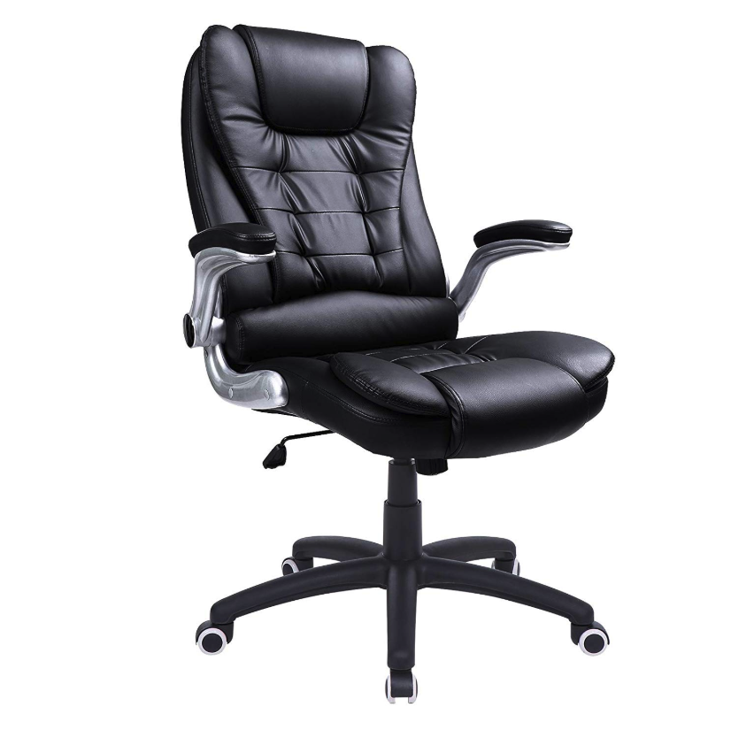 Win a Leather Desk Chair (Worth £100)