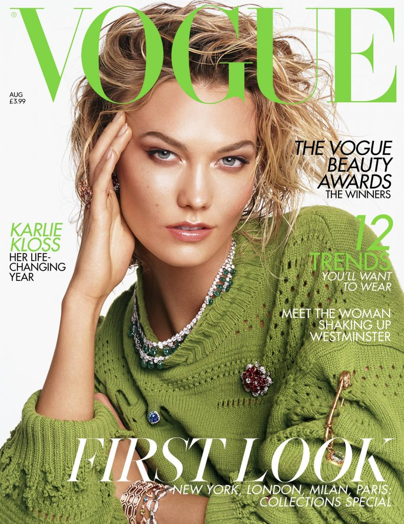 Vogue Magazine – 3 Issues for £1
