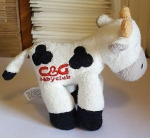 Free Cuddly Cow Toy