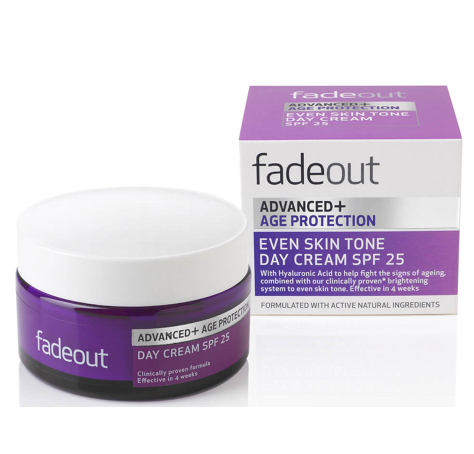 Free Fadeout Day Cream