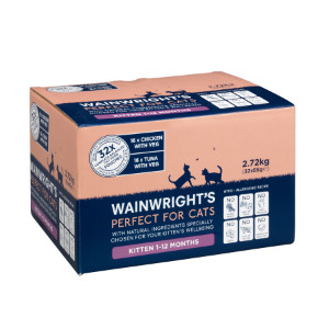 Free Wainwright's Kitten Food (Worth £7)