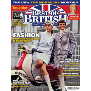 Free British TV Magazine