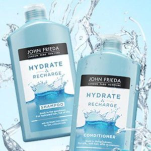 Free John Frieda Shampoo & Conditioner