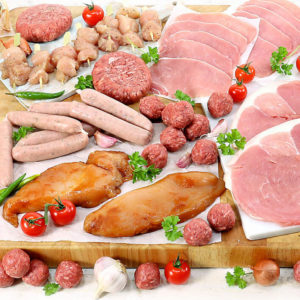 Free Super Lean Meat Hampers! (Worth £56.62)