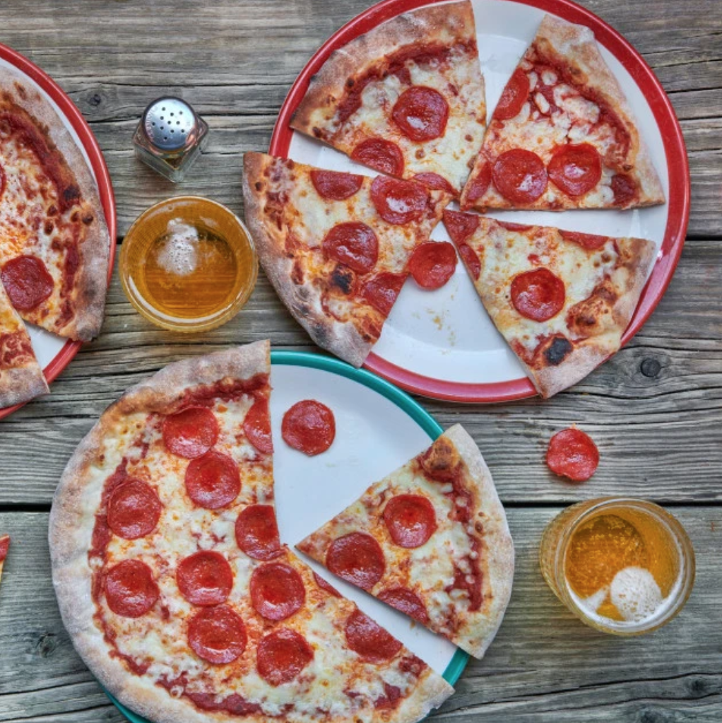 Free Pizza from Frankie & Benny's