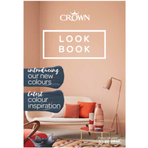 Free Crown Paint Colours Book