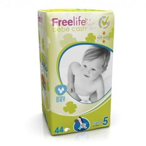 Free Bebe Nappy Pack