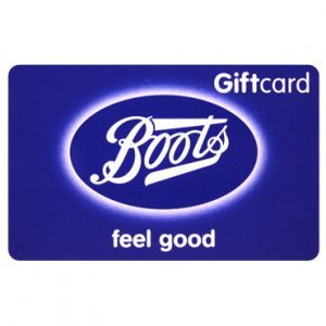 Free Boots Advantage Points (Worth £3)
