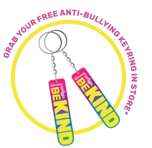 Free Limited Edition Keyrings