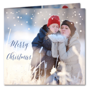 Free Personalised Christmas Cards