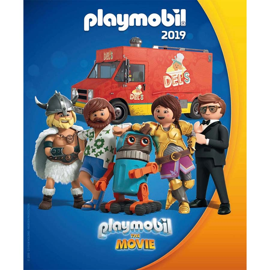 Free Playmobil Book