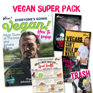 Free Vegan Super Pack (Worth £5)