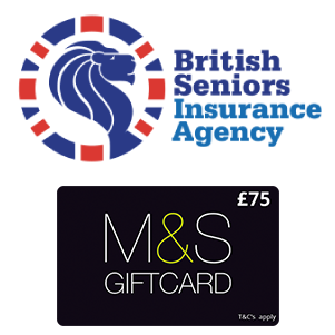 Free £75 M&S Gift Card
