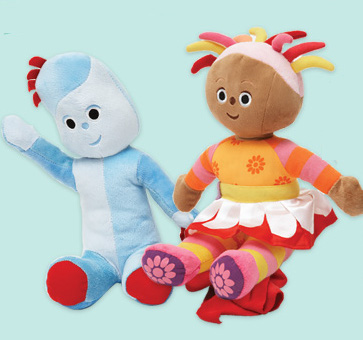 Free In The Night Garden Gift Pack