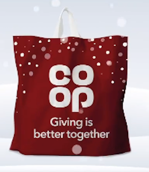 Free £5 Co-op Gift Card