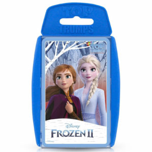 Free Frozen 2 Top Trumps