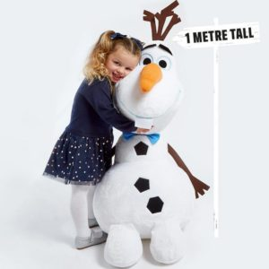 Free Frozen Toy (Worth £40)