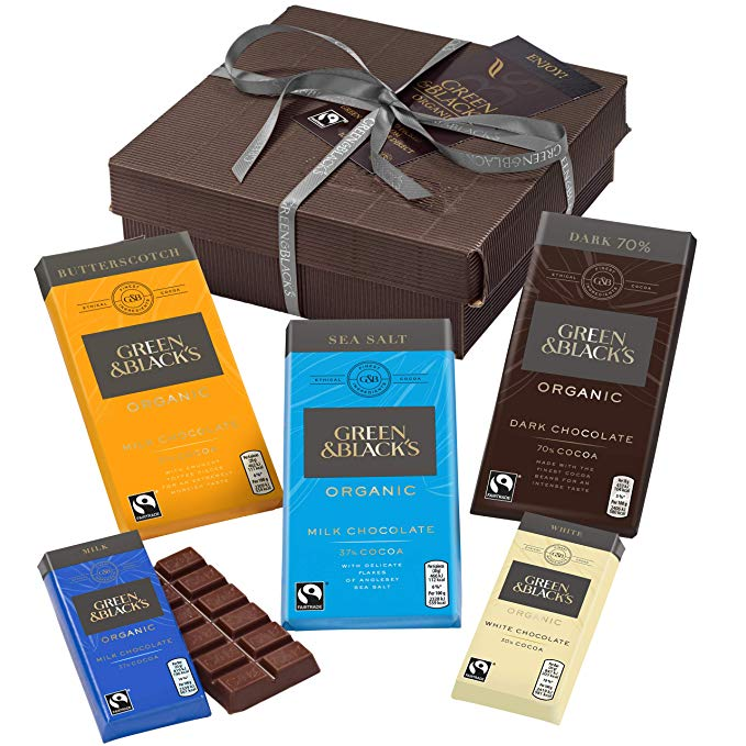 Free Green & Black's Chocolate Box