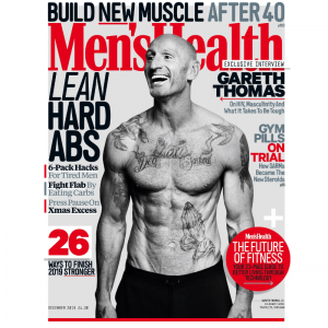 Free Men's Health Taster Magazine