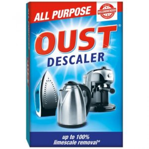Free Oust Limescale Descaler Kit