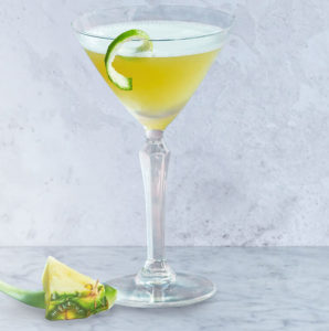 Free Pineapple Daiquiri Cocktail