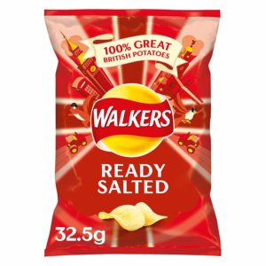 Free Walkers Crisps Packs