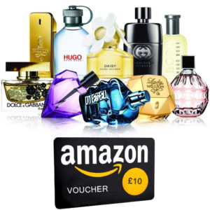 Free £10 Amazon Voucher From Scent Lounge
