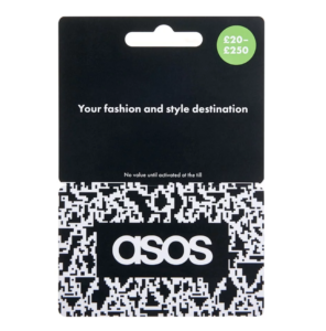 Win a £100 ASOS Gift Card