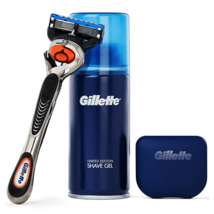 Free Gillette Shaving Kit