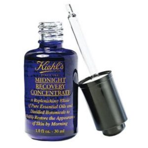 Free Khiel's Midnight Recovery Oil