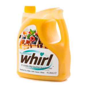 Free Whirl Butter