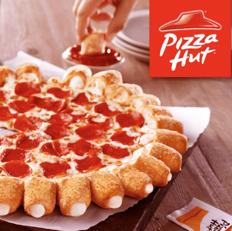 Free Pizza Hut Delivery 50% Discount