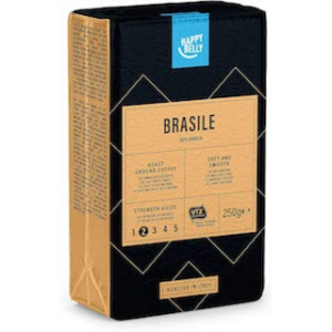 Free Brazilian Ground Coffee