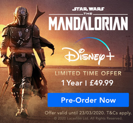Unlimited Disney Movies – £49.99 For A Year!