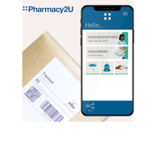 Free NHS Prescription Delivery with Pharmacy2U