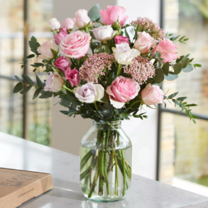 Free Bloom & Wild Flowers Bouquet