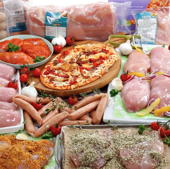 3 Free Meat Hampers (Worth £49)